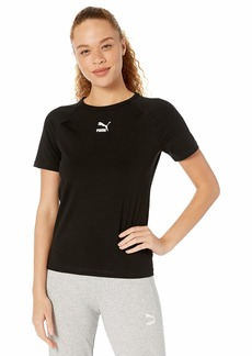 PUMA Women's XTG Graphic T-Shirt Black XL