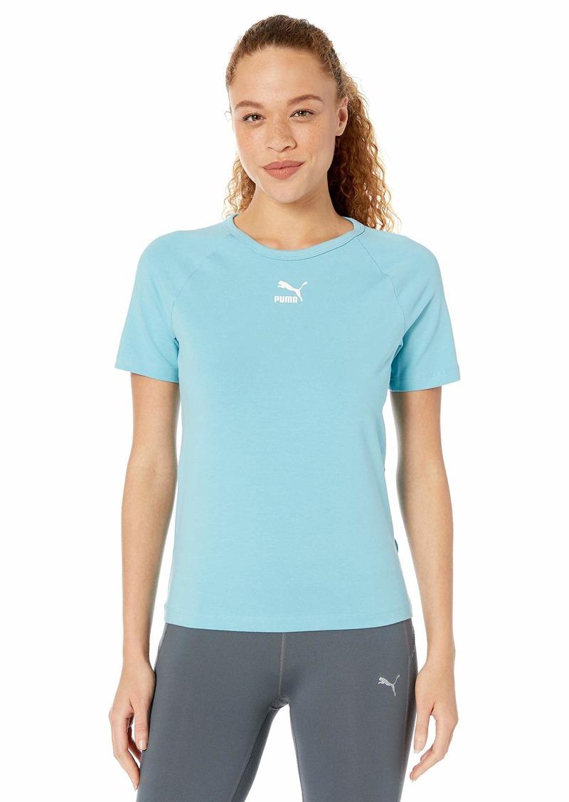 PUMA Women's XTG Graphic Top Shirt  XS