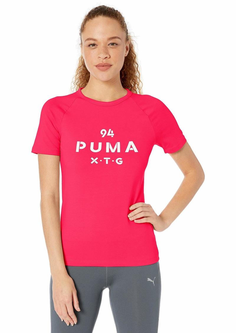 PUMA Women's XTG Graphic T-Shirt  S
