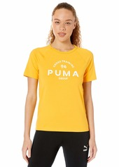 PUMA Women's XTG Graphic Top Shirt  XL