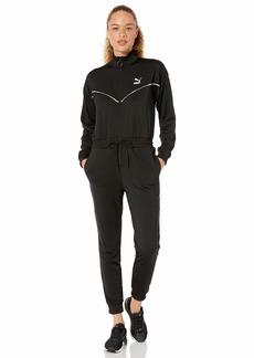 PUMA Women's PUMA XTG Overall Pants puma Black M