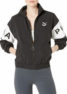 PUMA Women's XTG Track Jacket Black