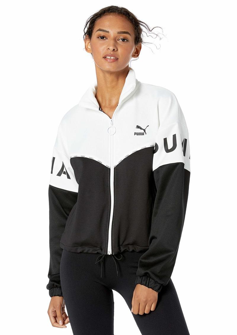 PUMA Women's PUMA XTG Track Jacket Outerwear puma Black XS