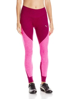 PUMA Women's Yogini Heather Tight  X-Large