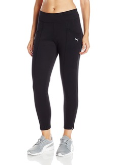 PUMA Women's Yogini Warm Pant Black