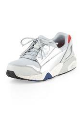 Puma Lace Disc Low-Top Sneaker