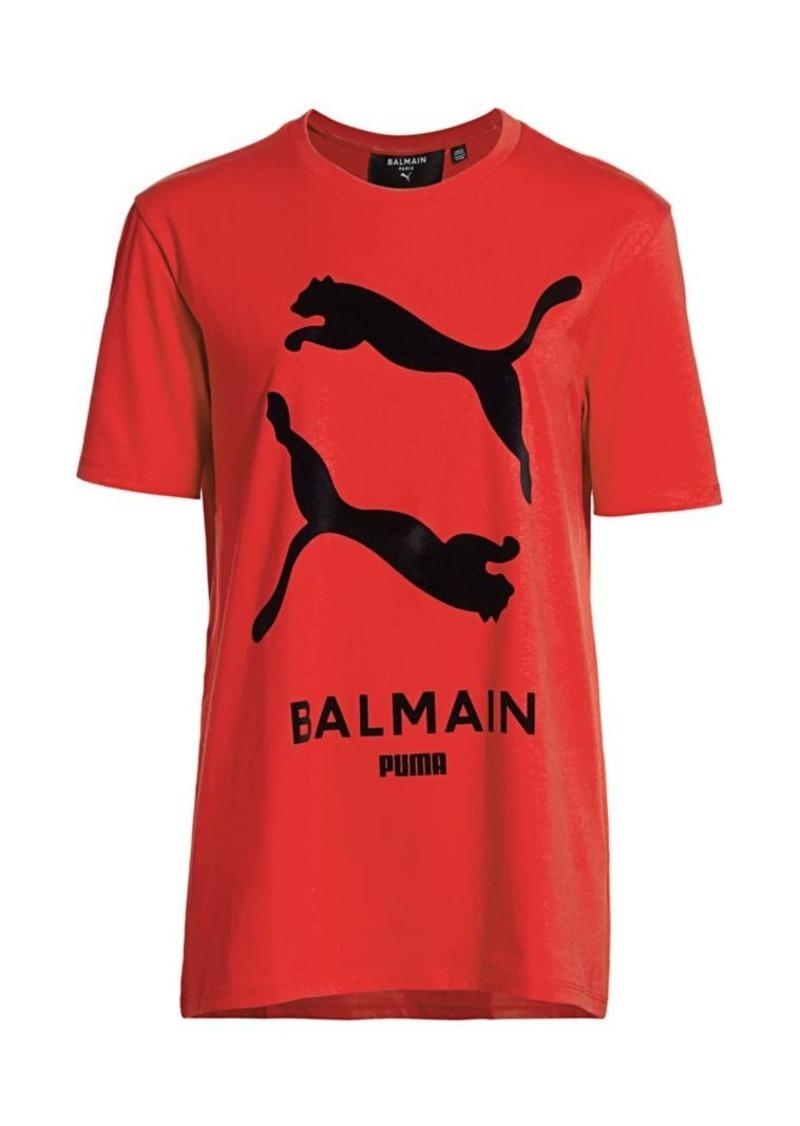 Puma x Balmain Cotton Tee
