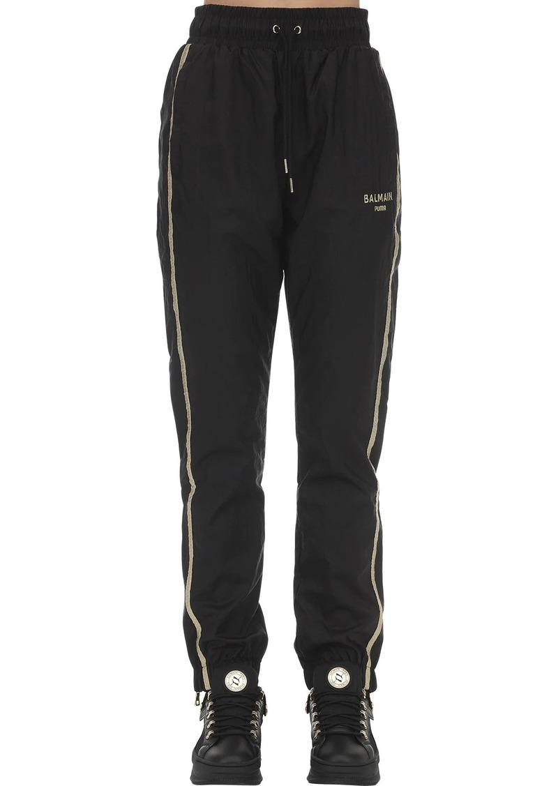 Puma X Balmain Woven Trackpants