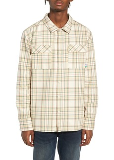 PUMA x Big Sean Check Shirt