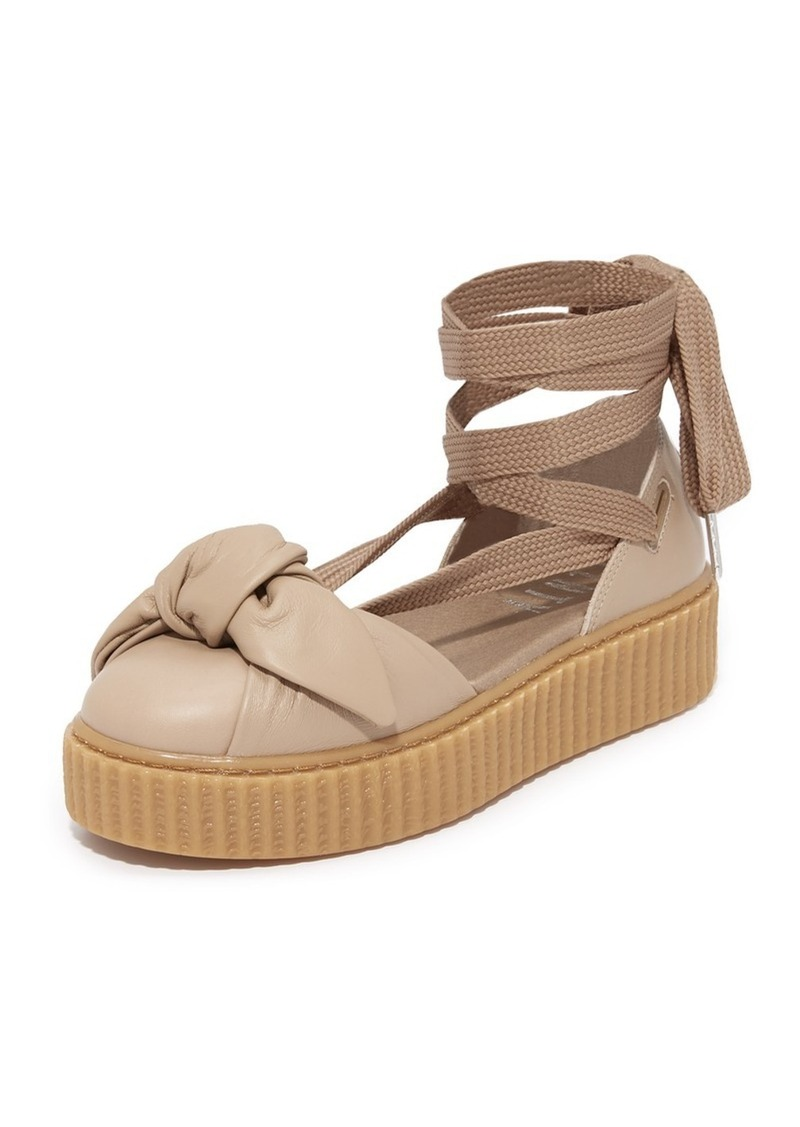 c631a91e759 Puma FENTY x PUMA Bow Creeper Sandals