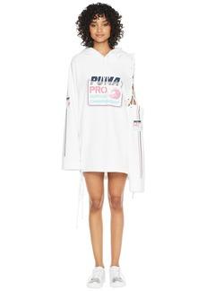 Puma x Fenty by Rihanna Side Laced Long Sleeve Hoodie