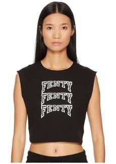 Puma x Fenty by Rihanna Sleeveless Crop Top