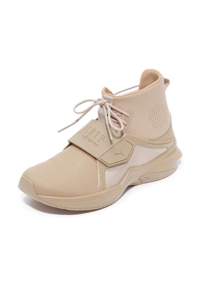 super popular 22501 aa23c FENTY x High Top Trainer Sneakers