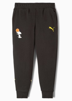 PUMA x PEANUTS Boys' Sweatpants