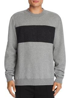 PUMA x PRPS Supply Color-Block Graphic Sweatshirt