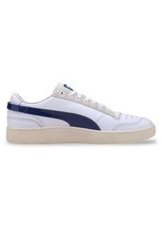 Puma x Randomevent Ralph Sampson Low-Top Leather Sneakers