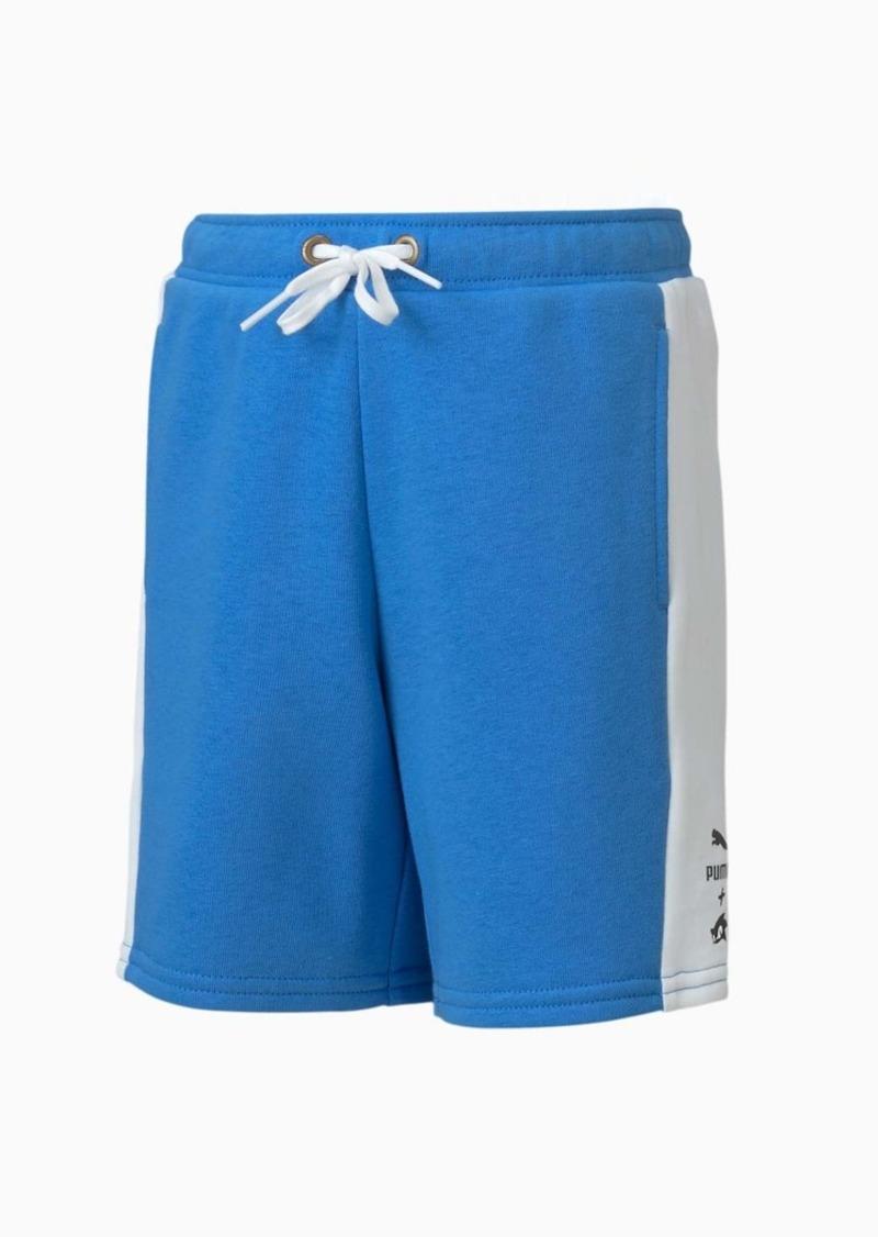 PUMA x SONIC Boys' Shorts