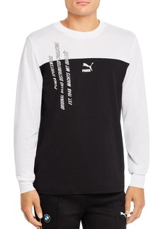 PUMA XTG Crewneck Long Sleeve Tee