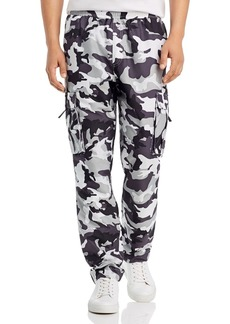 PUMA XTG Trail Camo Regular Fit Cargo Pants