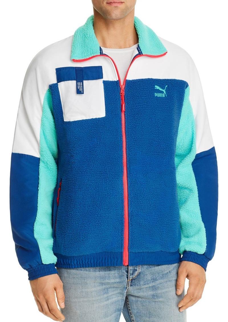 PUMA XTG Trail Color-Block Zip Up Jacket