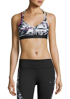 Puma Yogini Live Performance Sports Bra