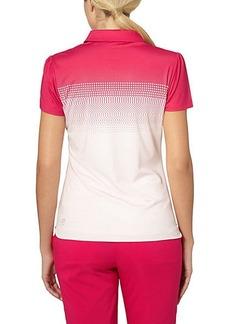 Puma PWRCOOL Colorblock Fade Golf Polo Shirt