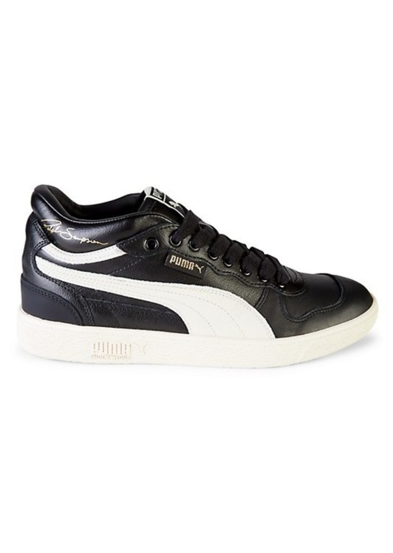 Puma Ralph Sampson Demi OG Leather Sneakers