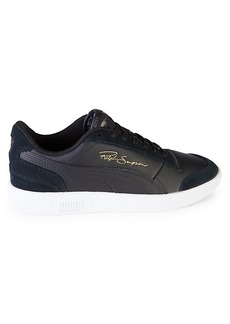 Puma Ralph Sampson Leather & Suede Sneakers