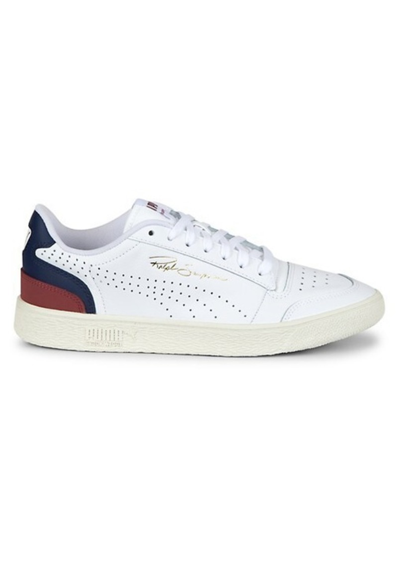 Puma Ralph Sampson Leather Sneakers