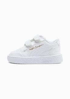 Puma Ralph Sampson Low AC Toddler Shoes