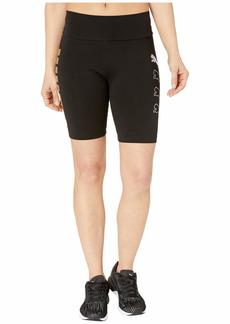 "PUMA womens Rebel 7"" Shorts   US"