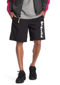 "Puma Rebel 9"" Shorts"
