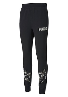 Puma Rebel Camo Sweatpants