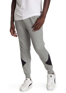 Puma Rebel Colorblock Fleece Pants