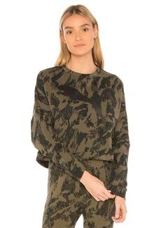Puma Rebel Cropped Sweatshirt