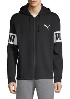 Puma Rebel Full-Zip Hoodie