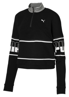 Puma REBEL Halfzip Turtleneck