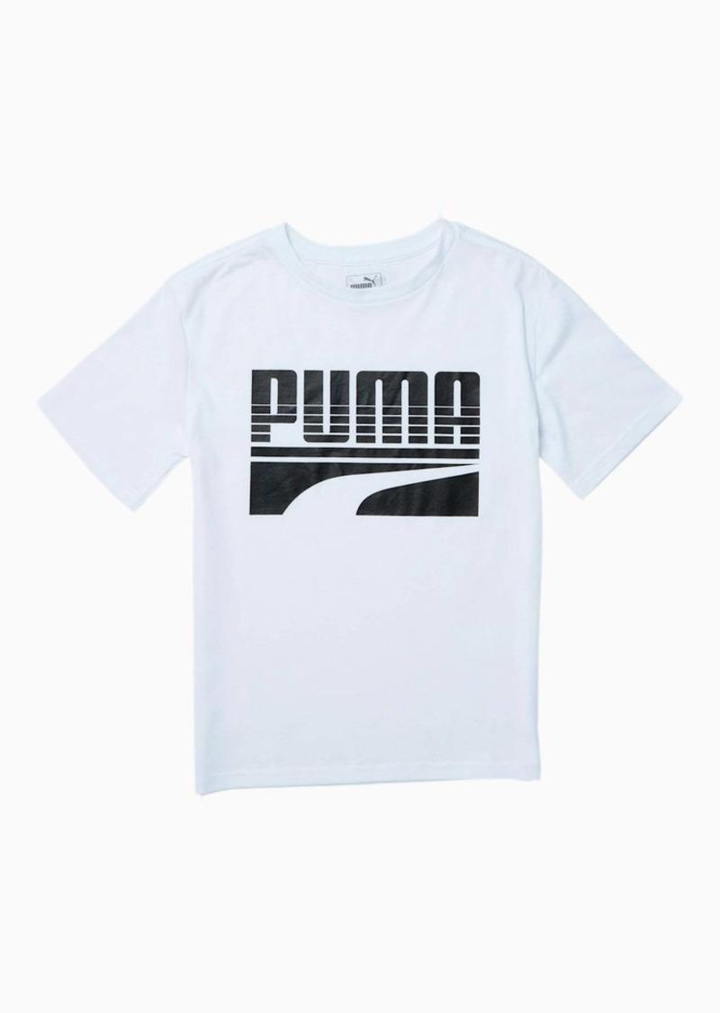 Puma Rebel Pack Boys' Graphic Tee JR