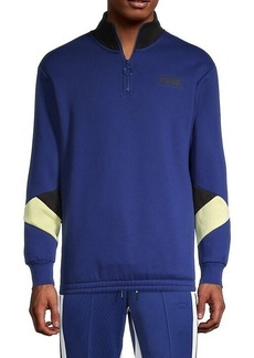 Puma Rebel Stand-Collar Sweatshirt