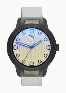 Puma Reset v1 Gray Reflective Watch