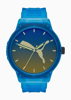 Puma Reset v2 Blue Iridescent Watch