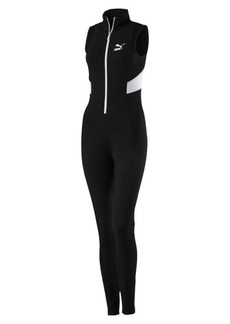 Puma Retro Rib Overall Jumpsuit