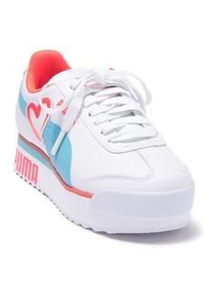 Puma Roma Amor Heart Leather Sneaker