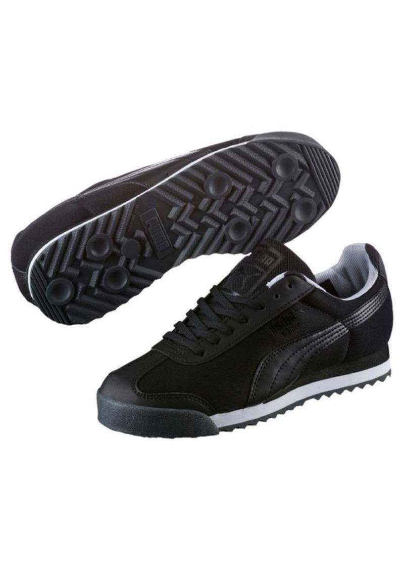 Puma Roma Basic Geometric Camo JR Sneakers