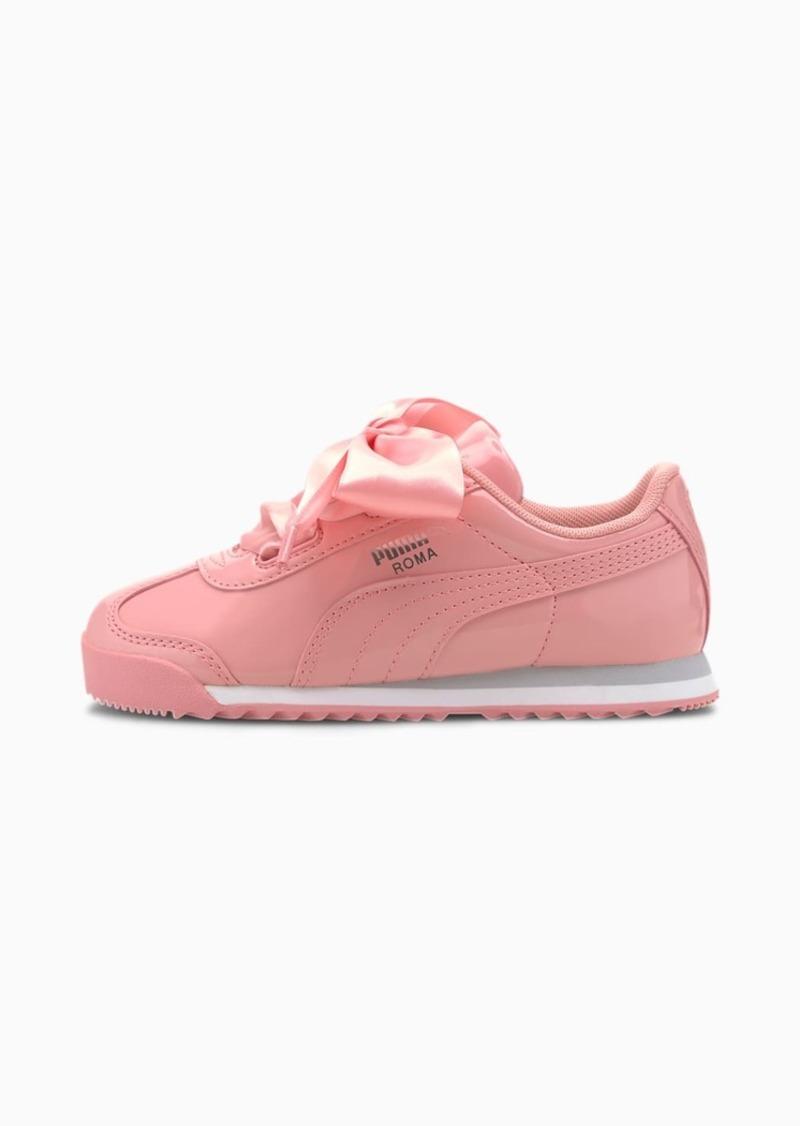 Puma Roma Heart Patent Little Kids' Shoes
