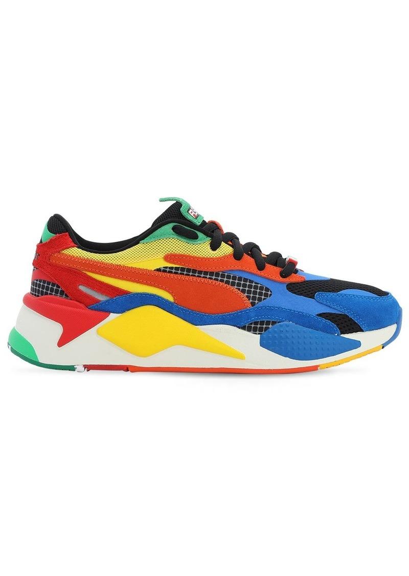Puma Rs-x Rubiks Sneakers