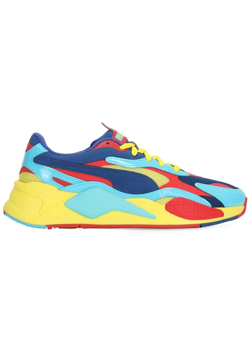 Puma Rs-x3 Plastic Sneakers