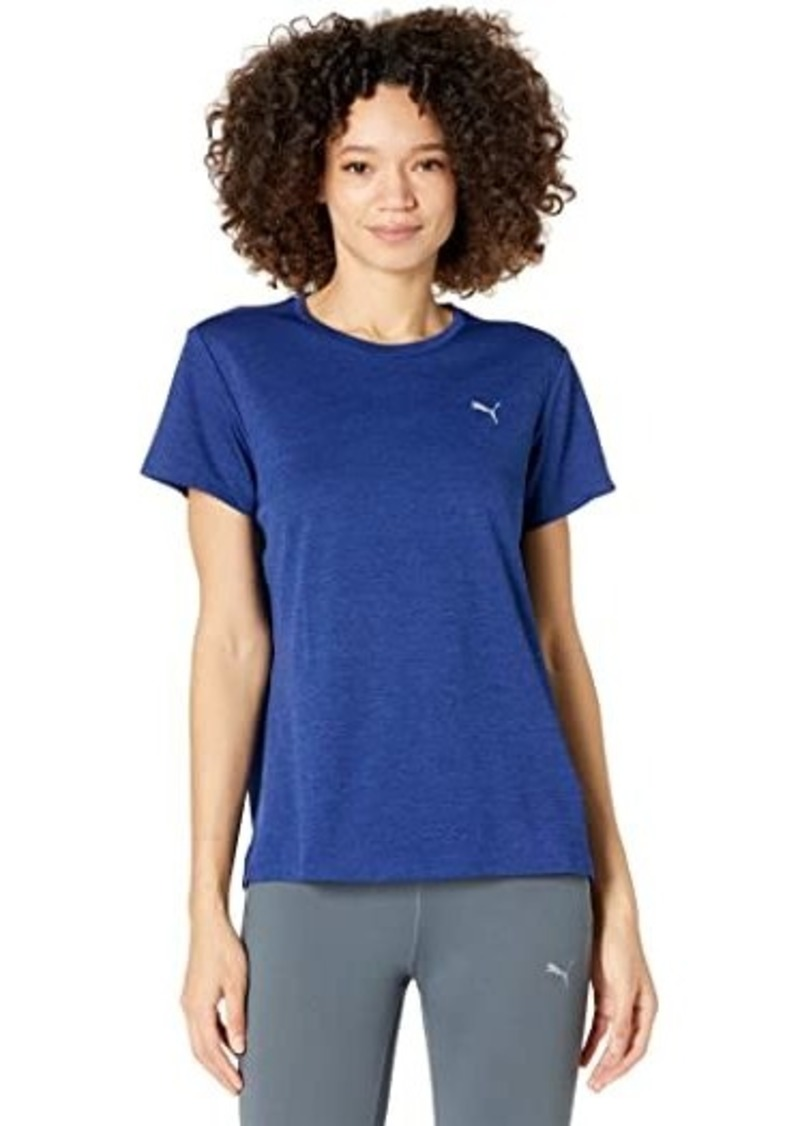 Puma Run Favorite Heather Tee