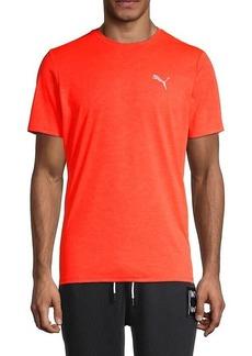 Puma Run Favorite Heathered T-Shirt