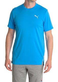 Puma Run Laser Cat Short Sleeve T-Shirt